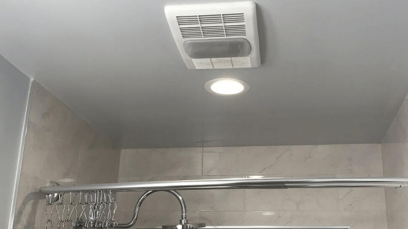 All About Bathroom Fans